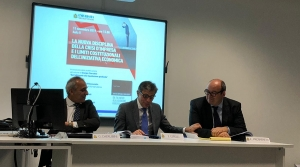 "Avv. Cherubini's participation in the conference ""The new discipline of the business crisis and the constitutional limits of the economic initiative"""